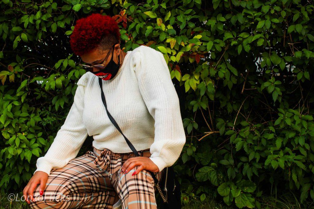 Photo of Seriah Sargenton taken by Alonzo Gardner