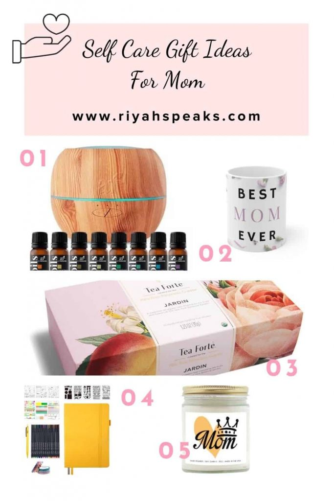 Self Care Gift Ideas for Mother's Day