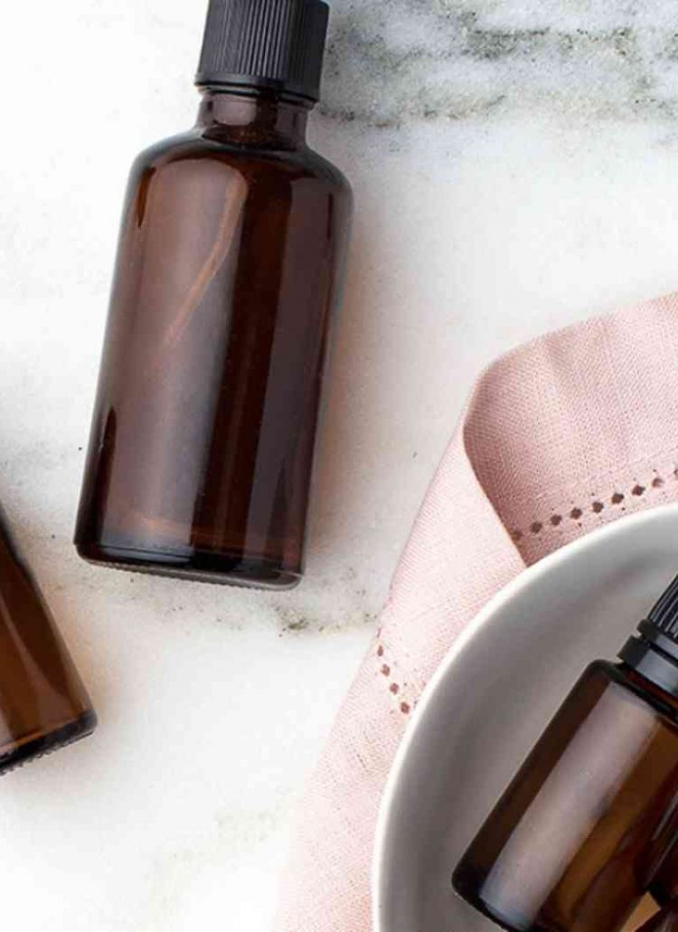 essential oils to use for a self-care day