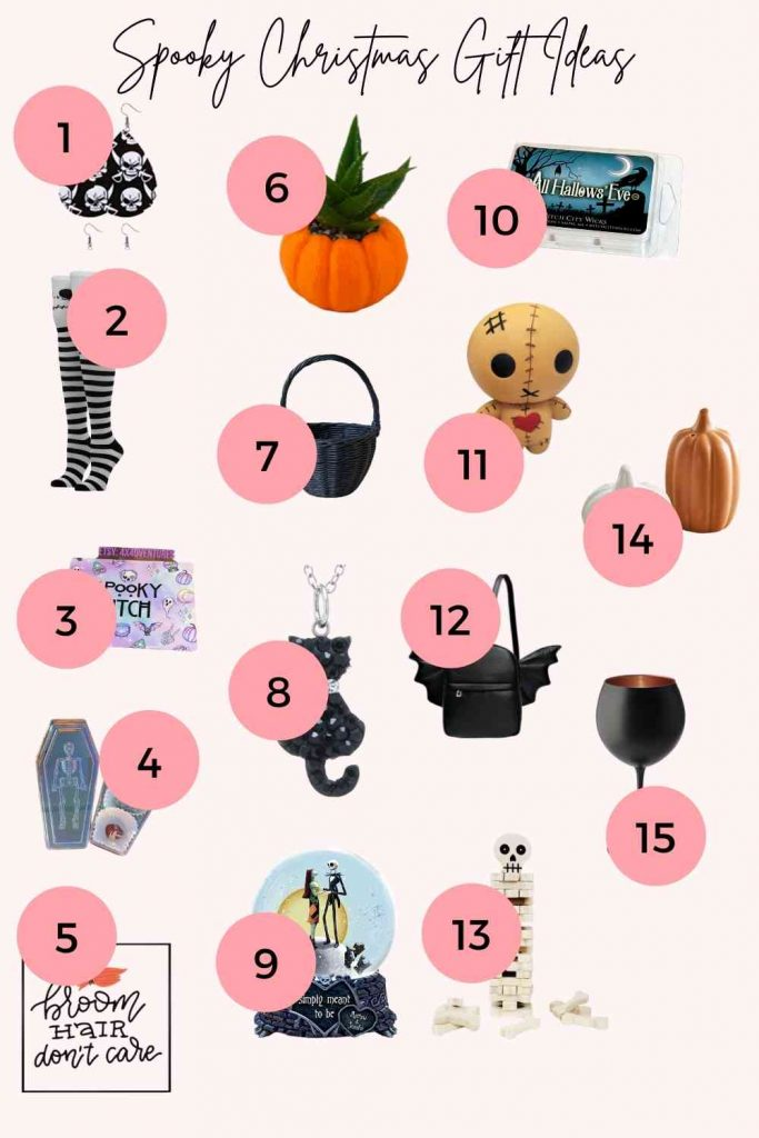 15 Spooky Christmas Gift Ideas For Her