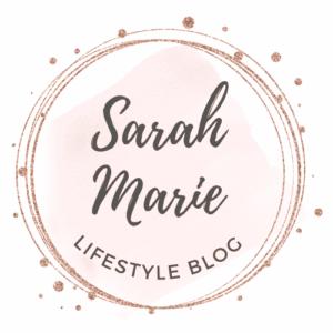 Sarah Marie blog, a lifestyle and business blog run by Sarah Duncan