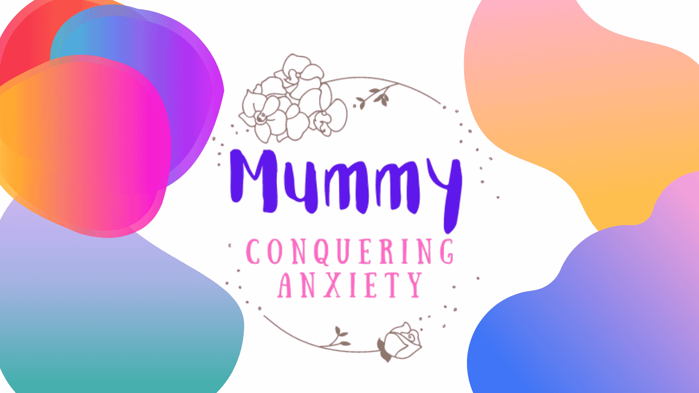 Mommy Conquering Anxiety